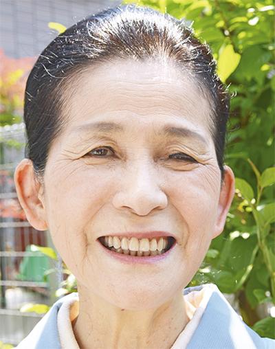 吉田 典美さん
