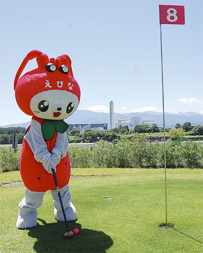 パークゴルフに挑戦!