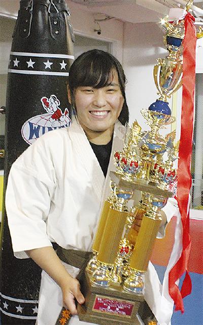 桜井さんが全国優勝