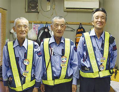高齢者雇用の先駆けに