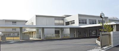 中新田に来月開校