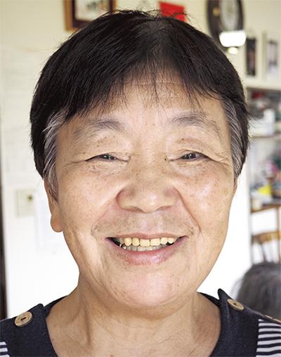 鶴川 よし子さん