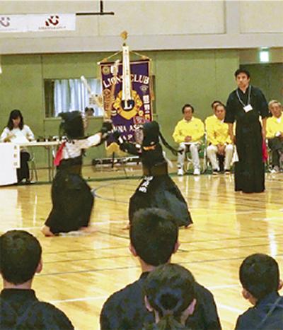 剣道大会に173人が参加
