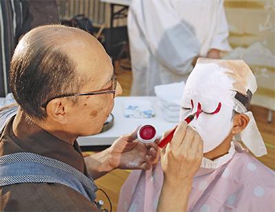 日本の文化芸能に触れる