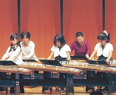 「ミニ琴コンサート」