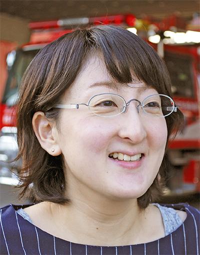 岡村 有香さん