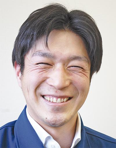 梅田 尚嗣さん