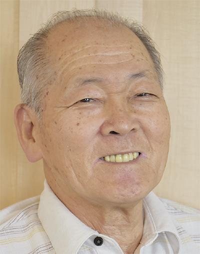 内田 周司さん