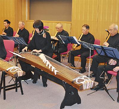 日本の音色伝え、20年