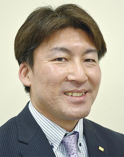 竹渕 慶さん