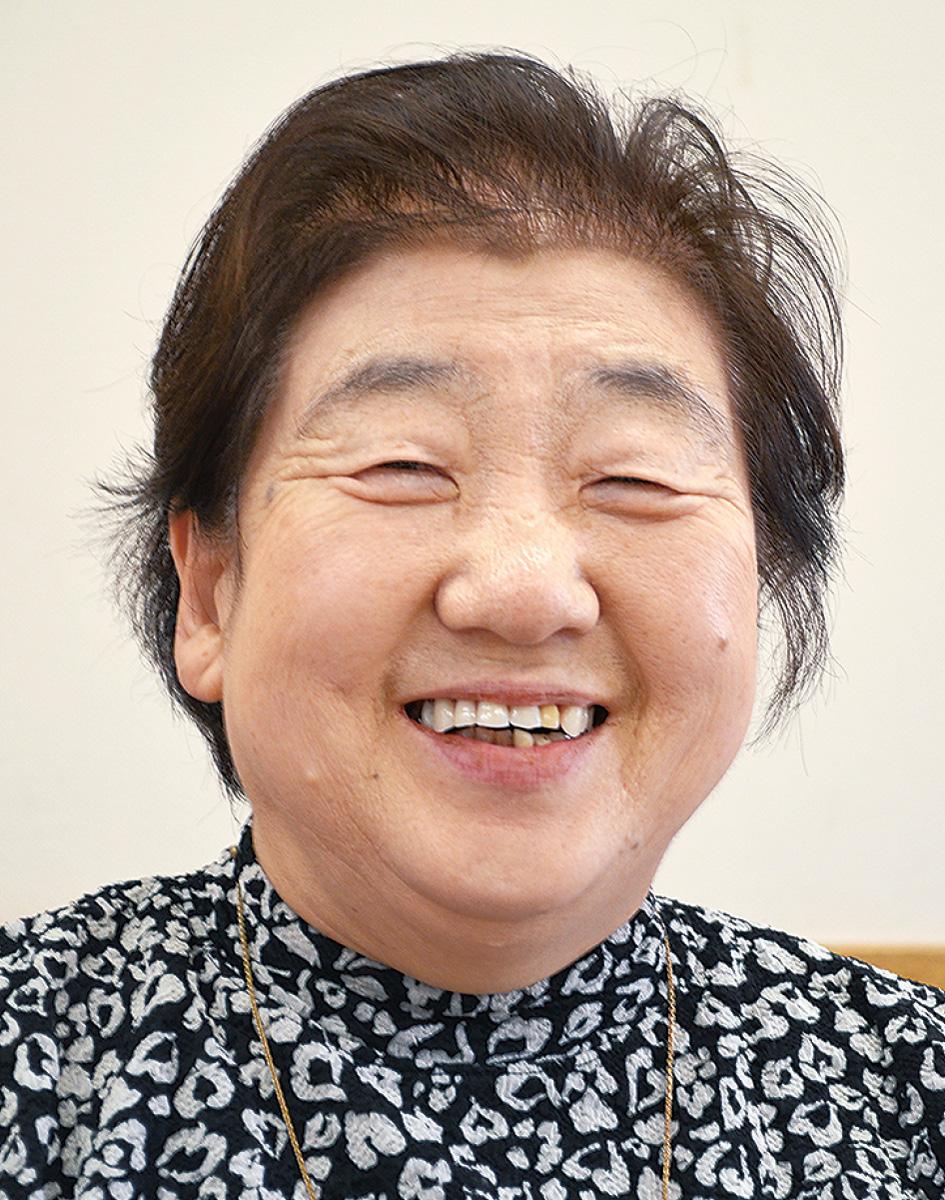 米田 和枝さん