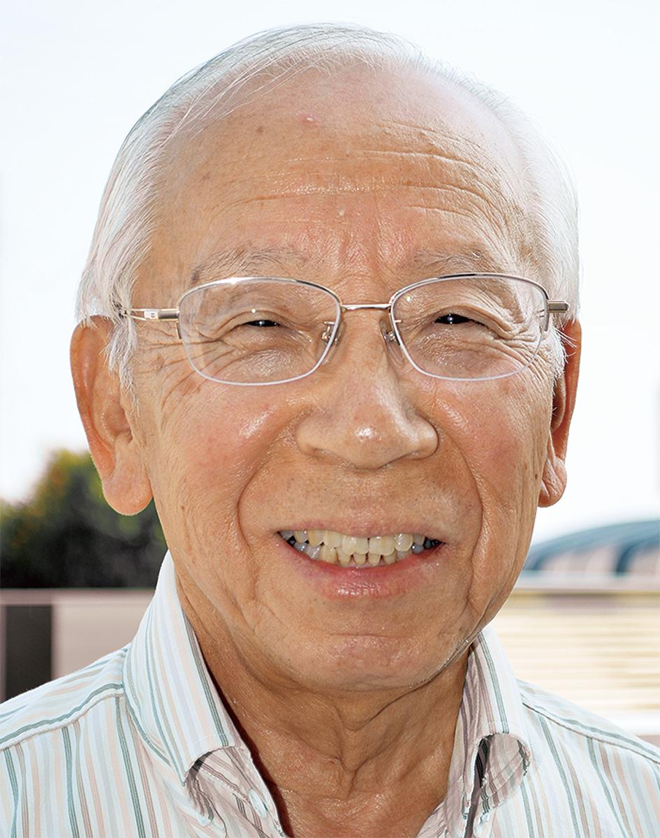 杉崎 文男さん