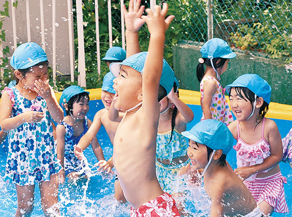 夏が来た!プール開き