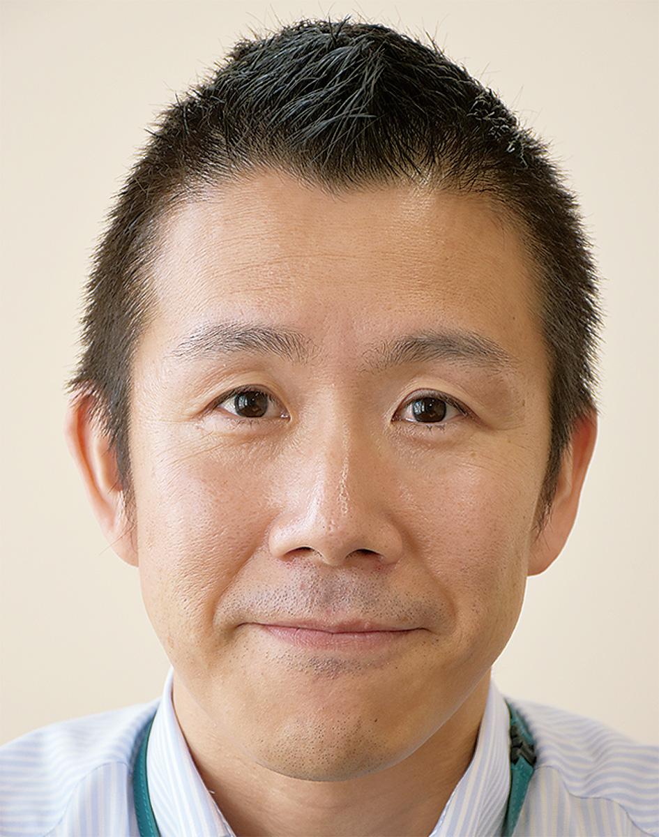 鈴木 武幸さん