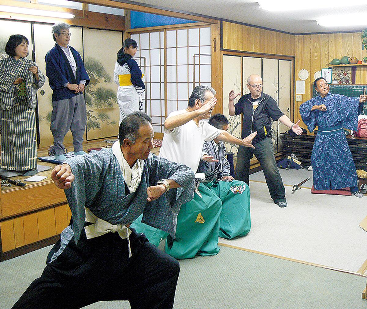 「大谷歌舞伎」の奉納公演