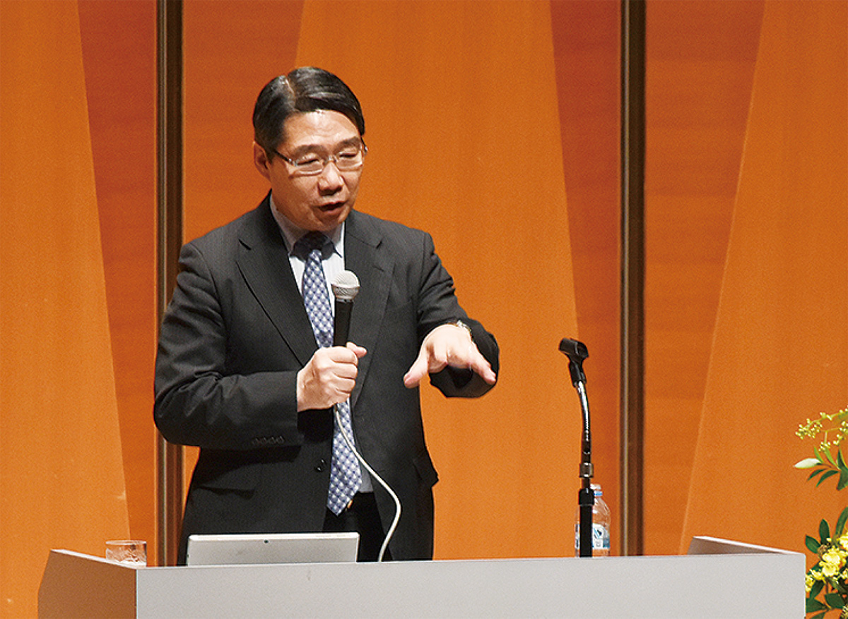 前川喜平氏の講演会