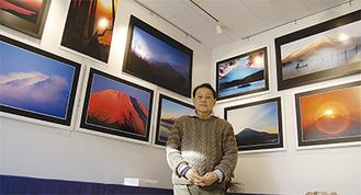 15年程前から富士山を撮影している
