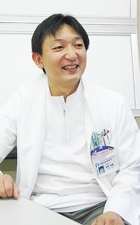 岡村卓穂先生