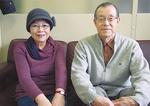 武野会長(右)と会員の清水由美子さん