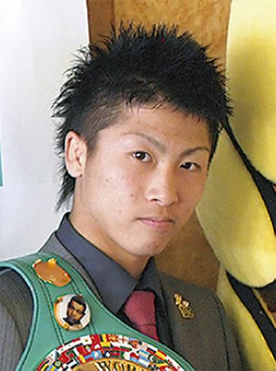 井上尚弥選手
