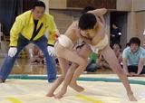 5月にわんぱく相撲