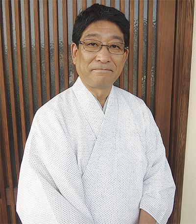 長崎の聖母に携わり10年を迎えた清水さん