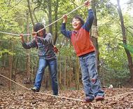 自然が育む、子どもの心