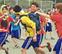 手づくり体育祭で「再会」