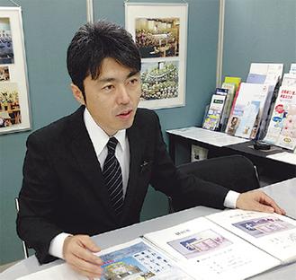 一級葬祭ディレクターの矢嶋さん