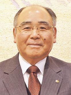 新会長に就任した石井さん