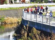 目久尻川を楽しく歩こう