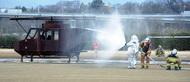 米陸軍と連携し事故訓練