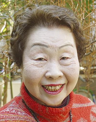 徳丸 靜江さん