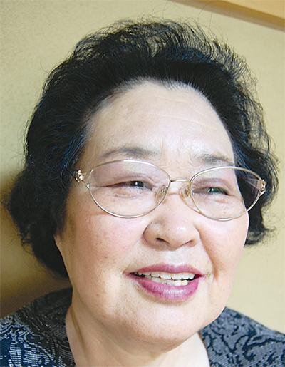 岡野 智生子(ちいこ)さん