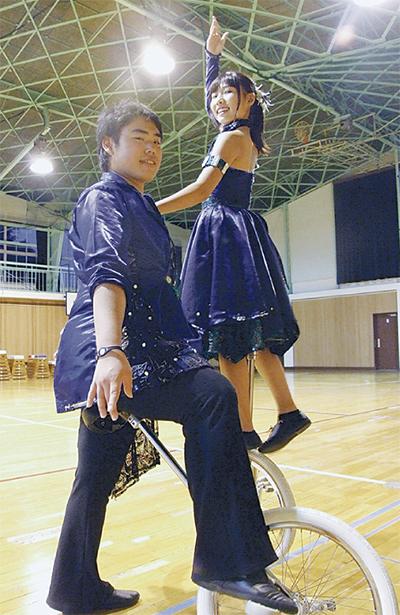 今井・河田ペア ダンス甲子園で2位