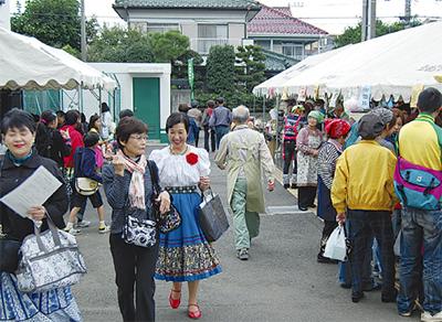 市民が集う文化祭