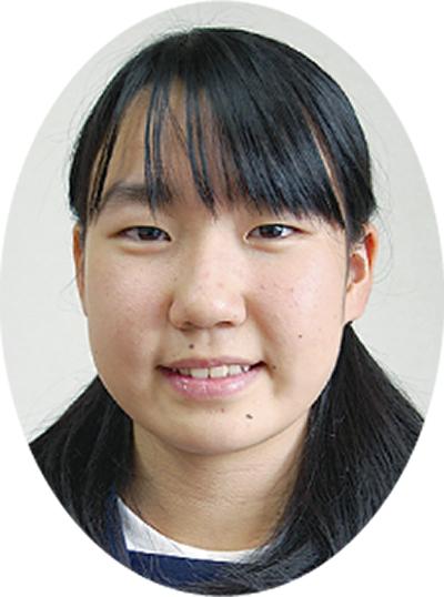 県知事賞に稲垣さん(西中)