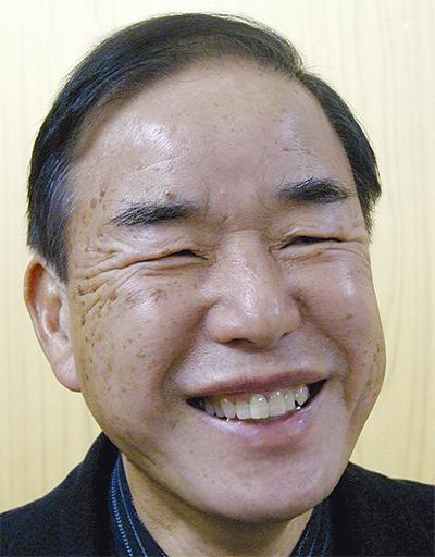 清水 靖雄さん
