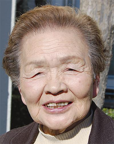安達 ケサヨさん