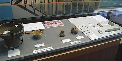 土器から歴史を探る