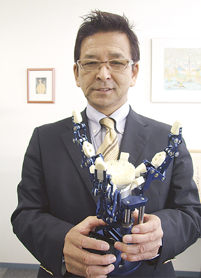 工業技術開発大賞を受賞