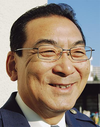 梅津 典純さん