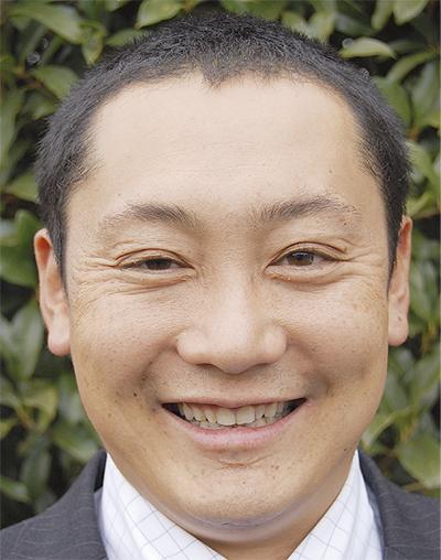 鈴野 隆大さん