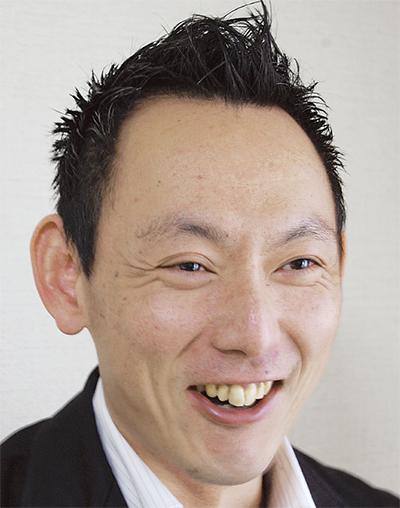 内山 浩司さん