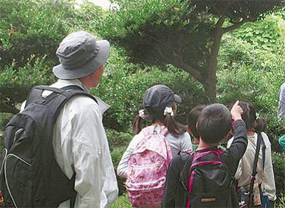芹沢の自然と遊んで学ぶ