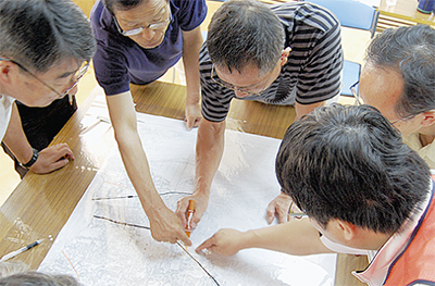 防災課題、浮き彫りに