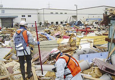 震災の記憶、語り継ぐ