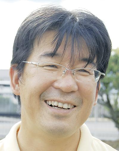 坂本 善弘さん