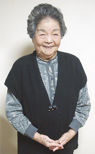 高齢者を見守る93歳
