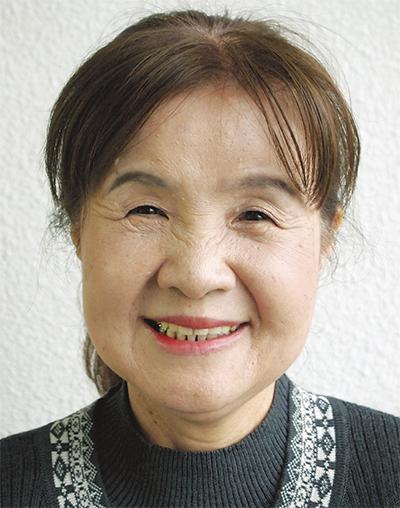 萩原 正恵さん